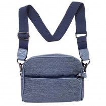 Denim blue plain DailyBag