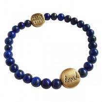 Loved bracelet sodalite